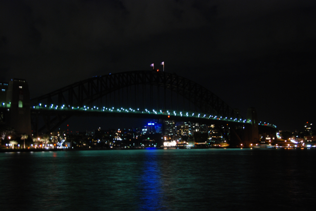 SHB during Earth Hour 2008